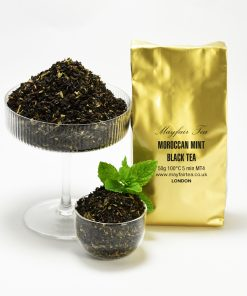 Moroccan Mint Black Tea Mayfair Tea