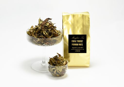 Tinderet White Tea Mayfair Tea