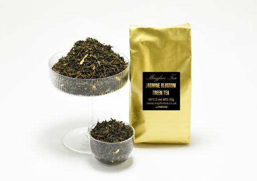 Jasmine Blossom Green Tea