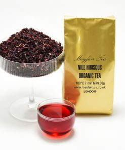 Nile Hibiscus Sudanese Rose Tea
