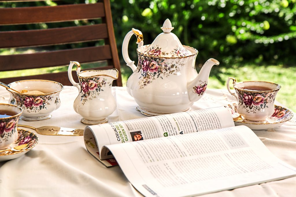 Blackbird Breakfast Black Tea