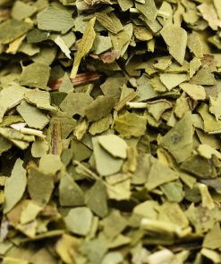 Mayfair Tea Yerba Mate Closeup