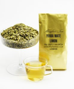 Mayfair Tea Yerba Mate Limon