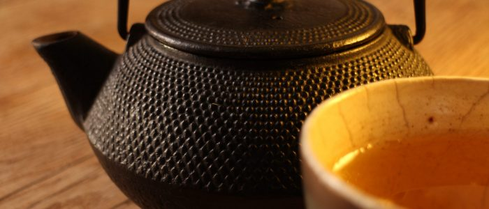 Redbush Teapot
