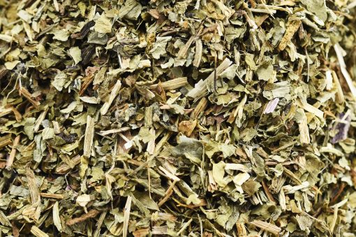Mayfair Tea Dandelion Leaf Closeup