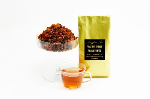 Mayfair Tea Rose Hip Shells