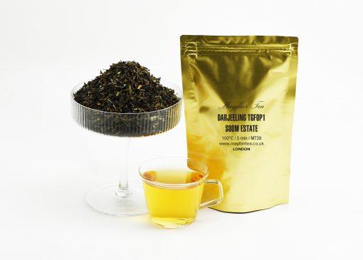Mayfair Tea Darjeeling TGFOP1 Soom Tea