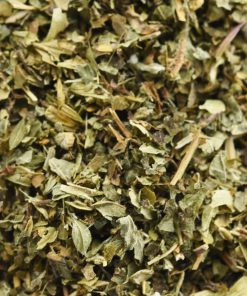 Mayfair Tea Lemon Balm Closeup