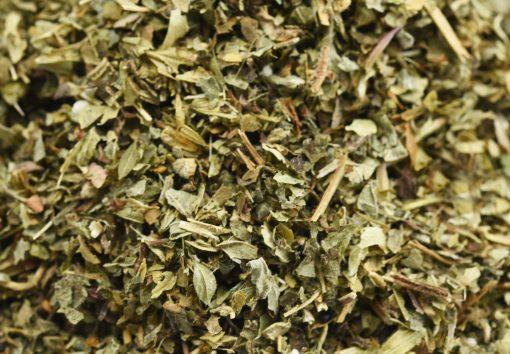 Mayfair Tea Lemon Balm Closeup