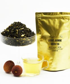 Mayfair Tea Lychee Jasmine Green Tea