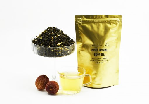 Mayfair Tea Lychee Jasmine Green Tea