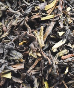 Mayfair Tea Oolong Orange Blossom Closeup