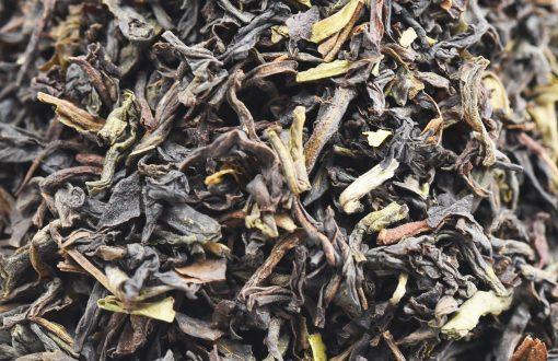 Mayfair Tea Oolong Orange Blossom Closeup