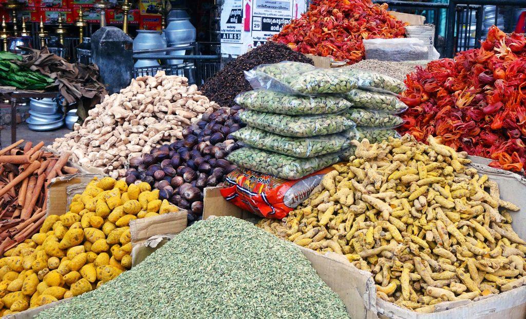Cardamom Spice Market