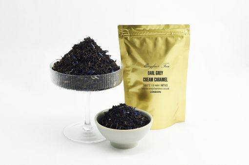 Earl Grey Cream Caramel Tea