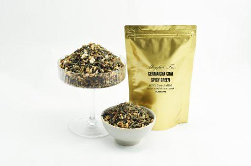 Genmaicha Chai Tea