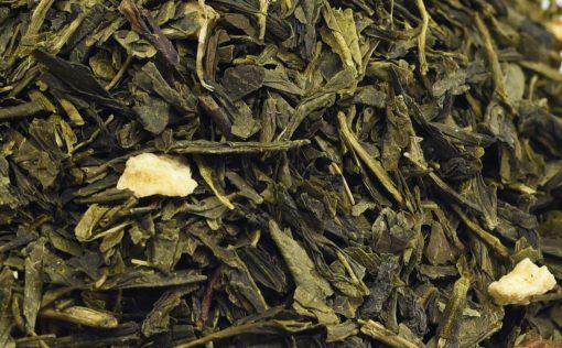 Lemon and Lime Sencha Tea Mayfair Tea
